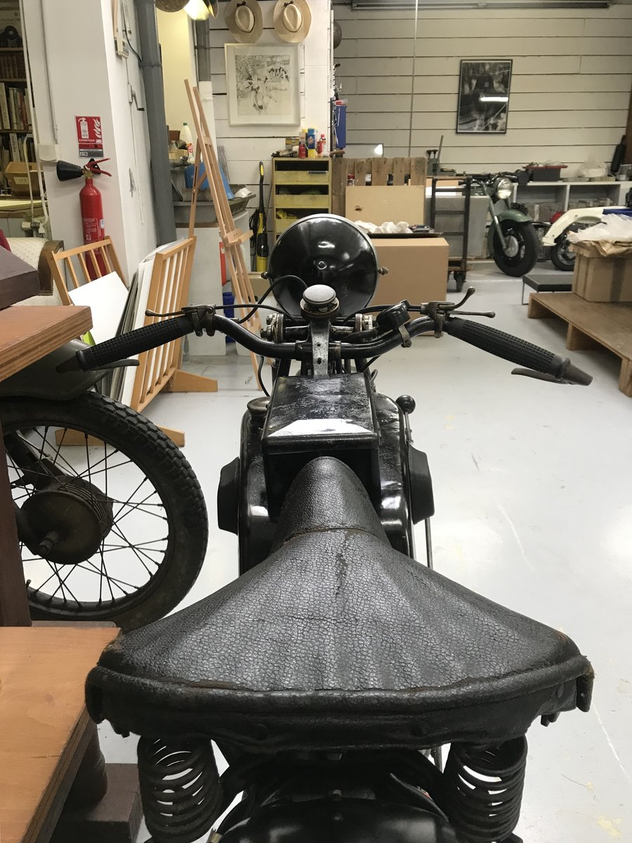 1927 Vintage moto terrot  For Sale (picture 4 of 6)