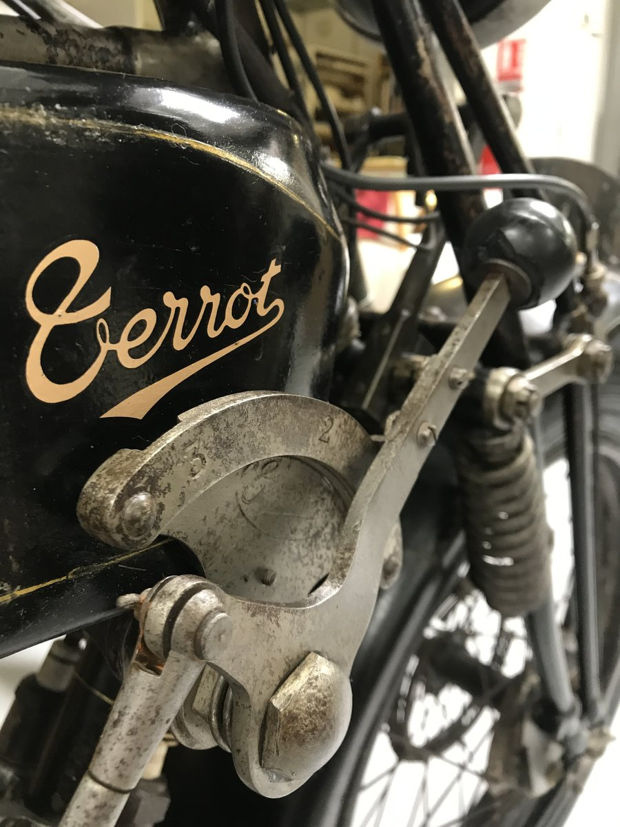 1927 Vintage moto terrot  For Sale (picture 6 of 6)