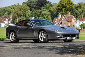 2001 FERRARI 550M For Sale by Auction