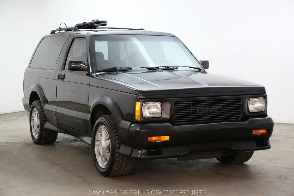 1992 GMC Typhoon For Sale (picture 1 of 6)