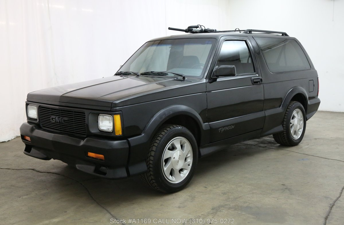 1992 GMC Typhoon For Sale (picture 3 of 6)