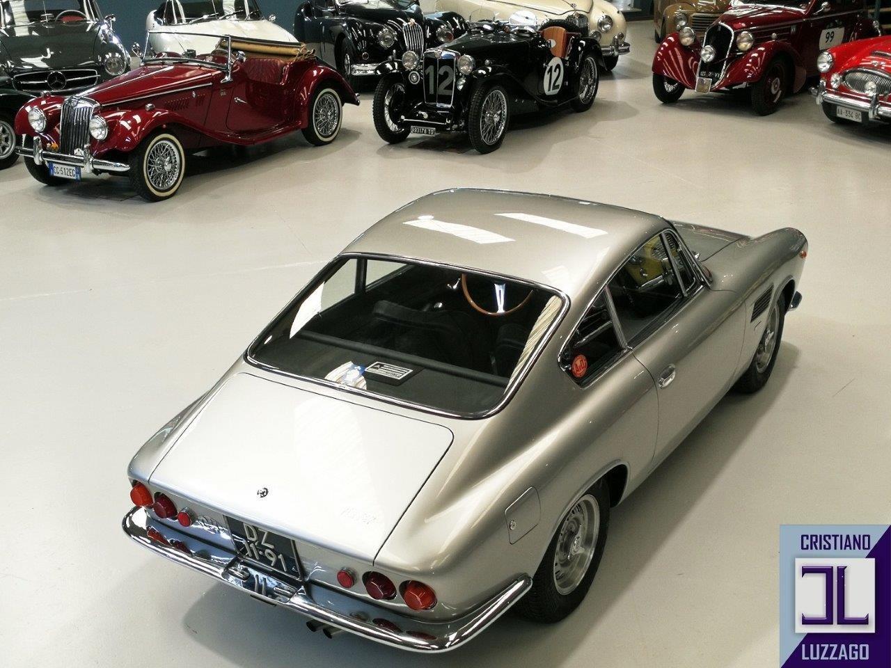"EXCEPTIONAL AND RARE 1965 ASA 1000 GT "" LA FERRARINA"" For Sale (picture 3 of 6)"