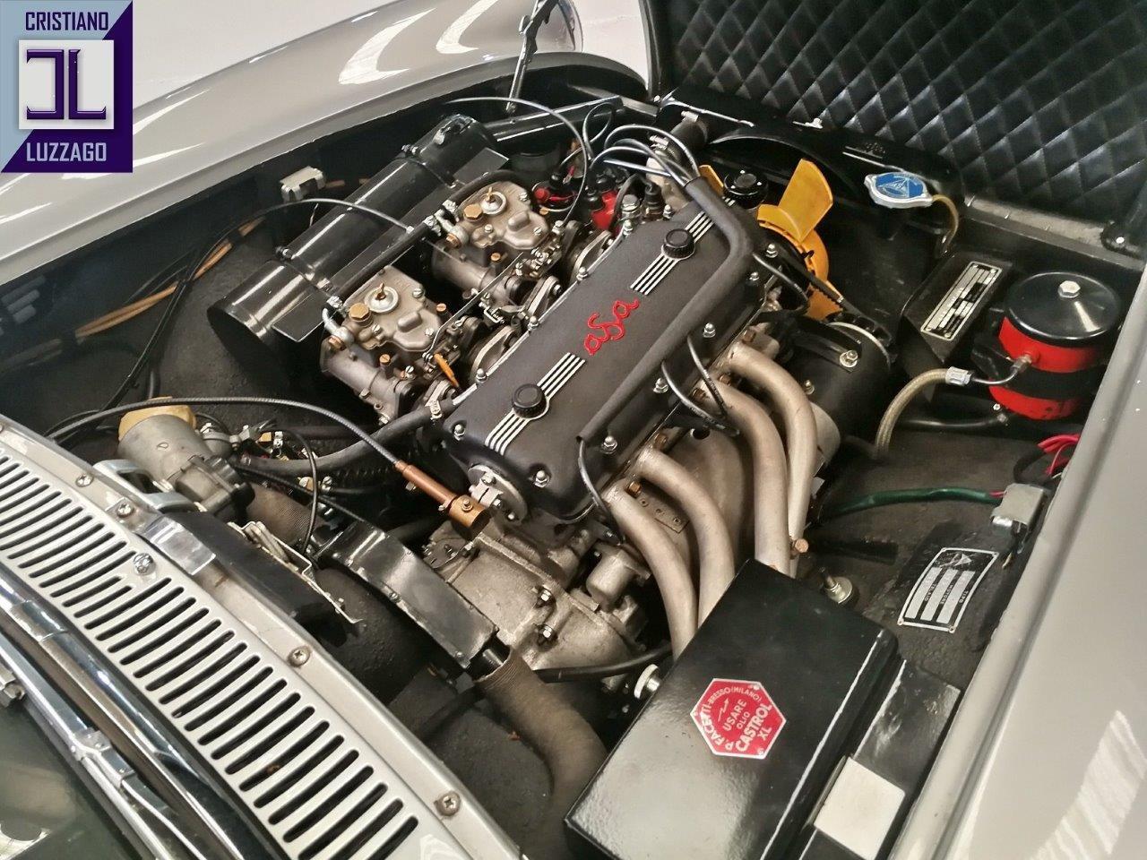 "EXCEPTIONAL AND RARE 1965 ASA 1000 GT "" LA FERRARINA"" For Sale (picture 6 of 6)"
