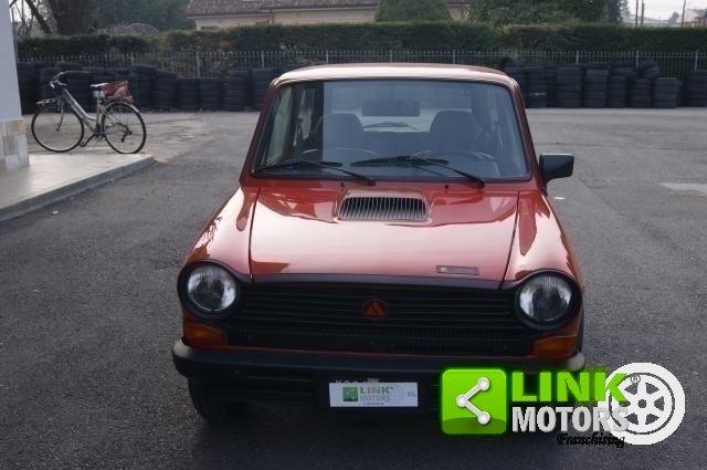 Autobianchi A112 1050 Abarth 1982 PERFETTA 95.000 KM ORIGIN For Sale (picture 2 of 6)