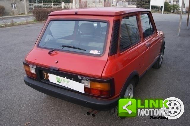 Autobianchi A112 1050 Abarth 1982 PERFETTA 95.000 KM ORIGIN For Sale (picture 3 of 6)