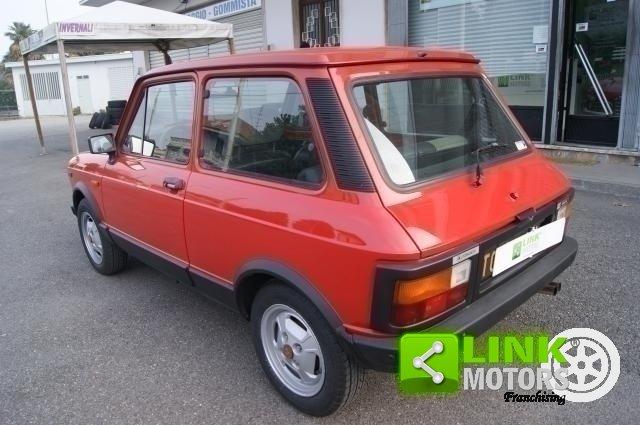 Autobianchi A112 1050 Abarth 1982 PERFETTA 95.000 KM ORIGIN For Sale (picture 6 of 6)