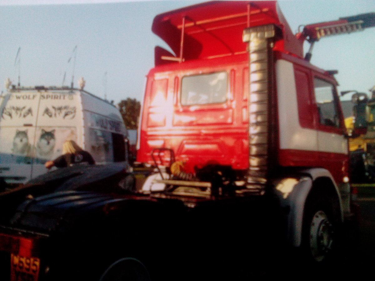 1985 Scania 92m artic lorry - private For Sale (picture 3 of 6)
