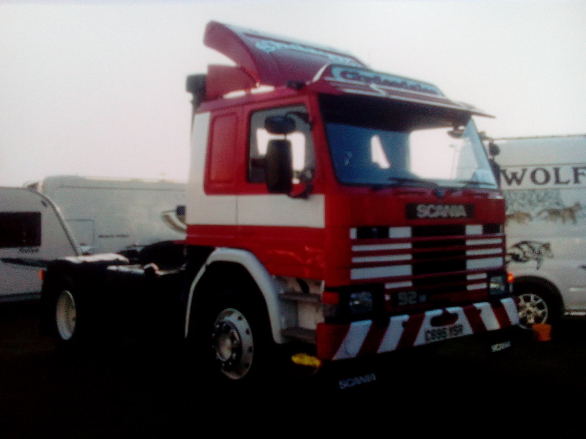 1985 Scania 92m artic lorry - private For Sale (picture 4 of 6)