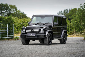 2017 Mercedes-Benz G Wagon 3.0 G350 Night Edition G-Tronic 4WD SOLD