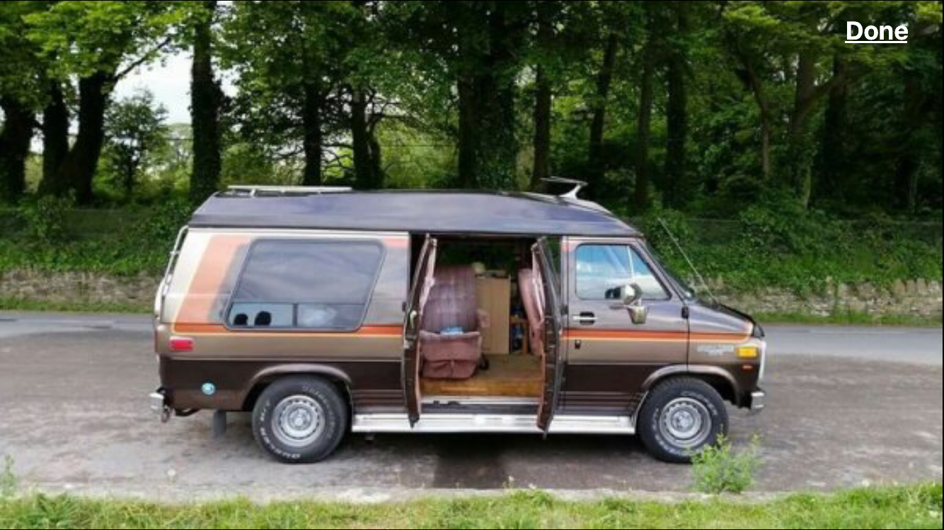 1991 GMC Vandura 5.7 V8 For Sale (picture 2 of 6)