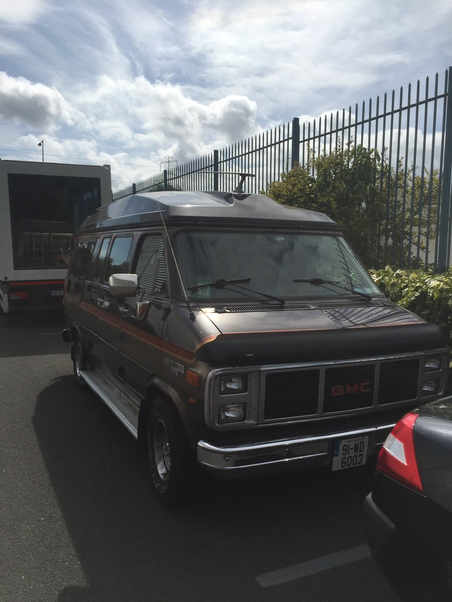 1991 GMC Vandura 5.7 V8 For Sale (picture 5 of 6)