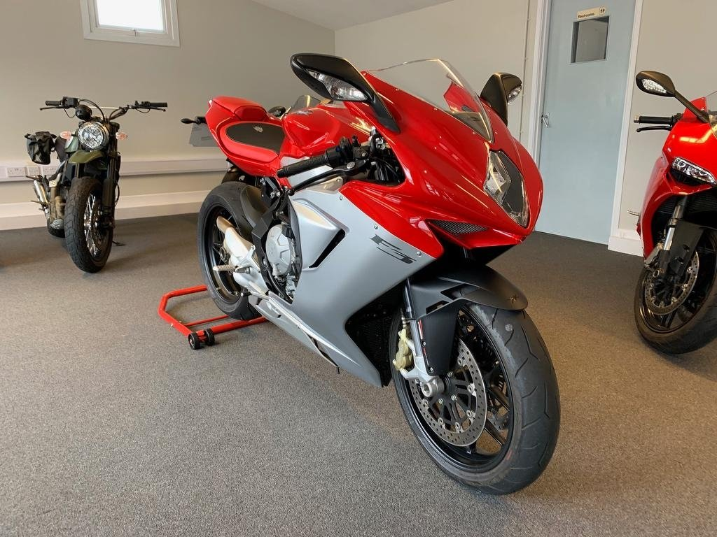 2016 Mv Agusta F3 675 675.0cc AS NEW CONDITION! IMMACULATE For Sale (picture 1 of 1)