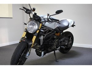 2014 Ducati Monster 1200 ABS Naked 1200.0cc TERMIGONI, CARBON, IM For Sale