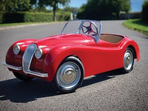 Jaguar XK120 Childrens Car For Sale by Auction