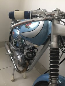 1965 Mondial 48 Sport V3 - *Show Standard*