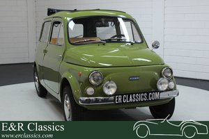 Fiat 500 Autobianchi Giardiniera 1973 In very good condition