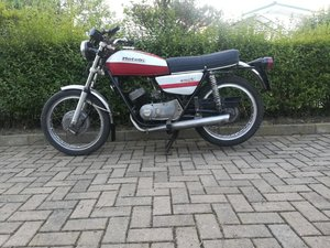 Motobi 2C 125cc - 1972 - well preserved  For Sale