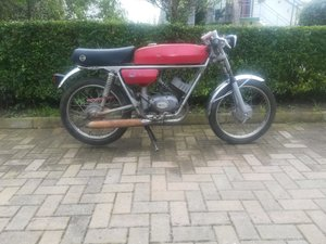 Romeo P4 50cc - 1972 - Runs very well SOLD