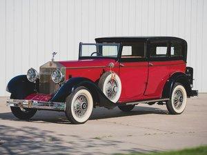 1926 Rolls-Royce Phantom I Limousine Sedan by Holbrook For Sale by Auction