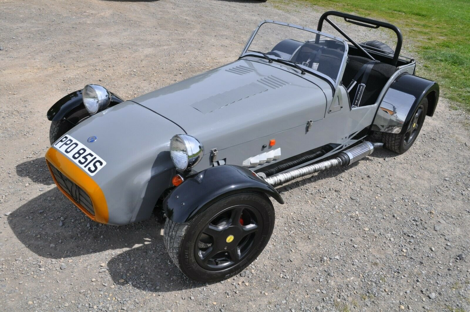1978 LOCUST SEVEN 7 KIT CAR 1600 CROSSFLOW VGC CONDITION  SOLD (picture 1 of 5)