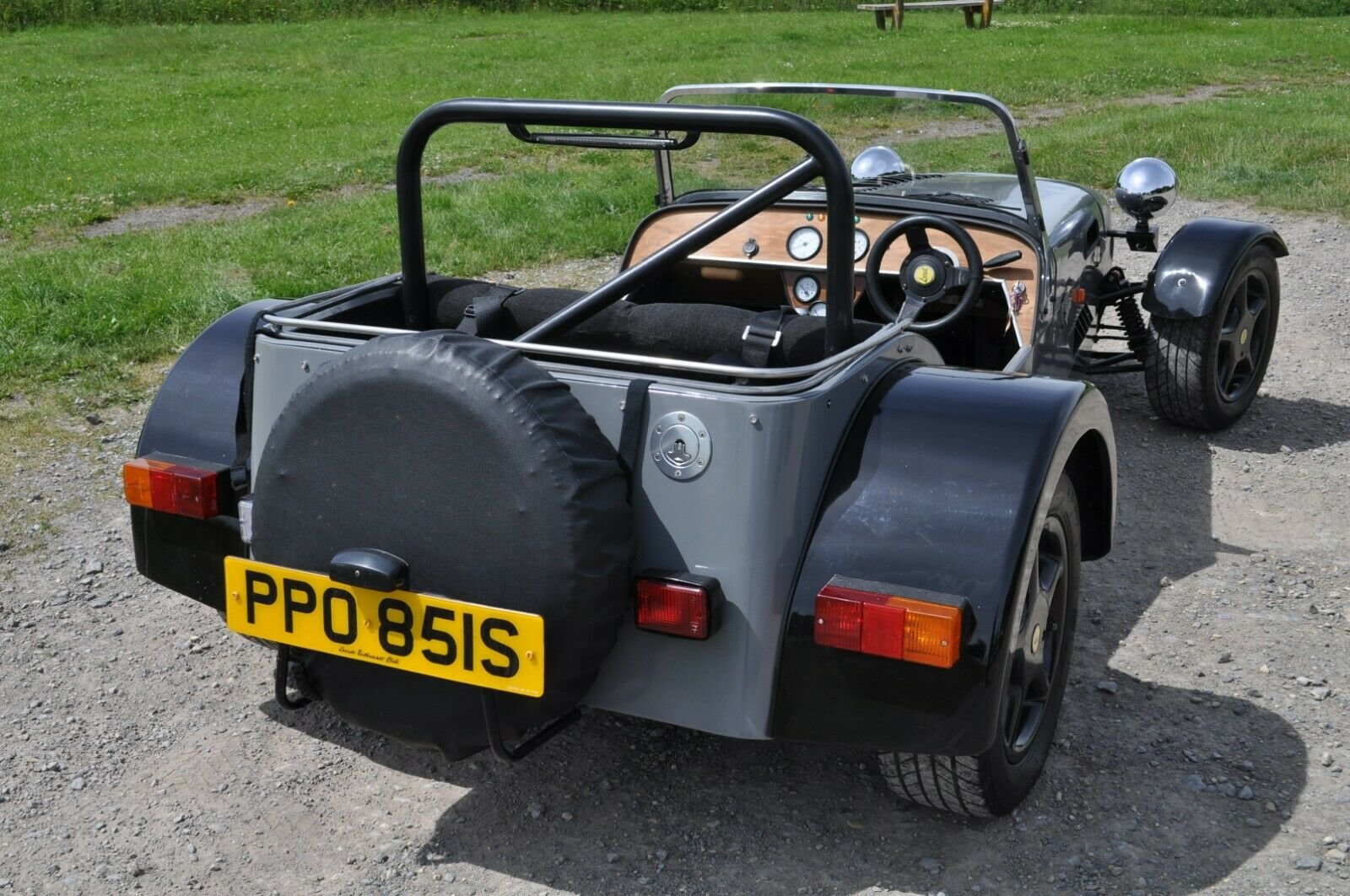 1978 LOCUST SEVEN 7 KIT CAR 1600 CROSSFLOW VGC CONDITION  SOLD (picture 4 of 5)