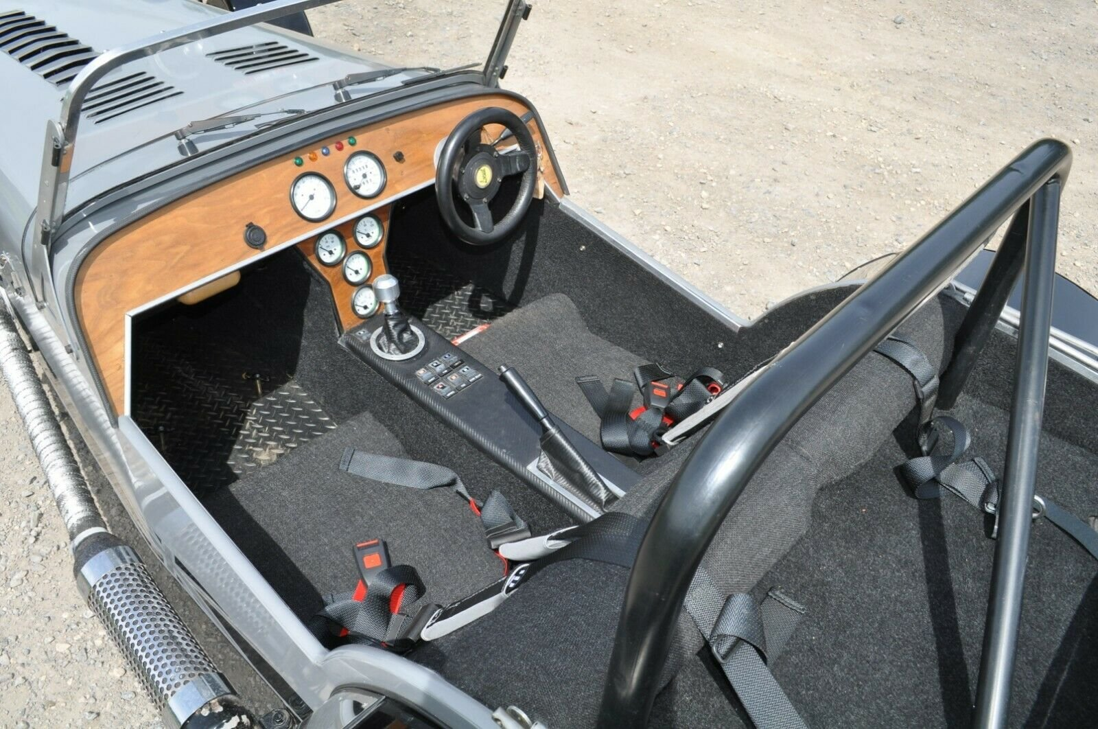 1978 LOCUST SEVEN 7 KIT CAR 1600 CROSSFLOW VGC CONDITION  SOLD (picture 5 of 5)