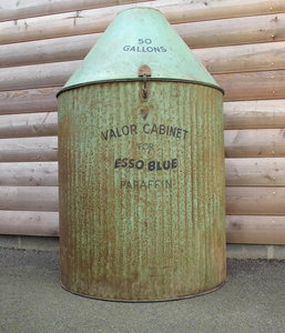 Picture of Esso Blue Paraffin Valor Cabinet For Sale
