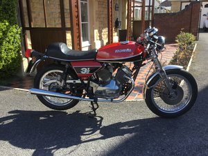 1975 Moto Morini 3 1/2 Sport, Stunning!  For Sale