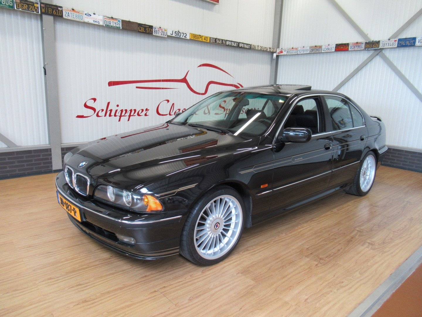 1999 Alpina B10 V8 Nr.555 For Sale (picture 1 of 6)