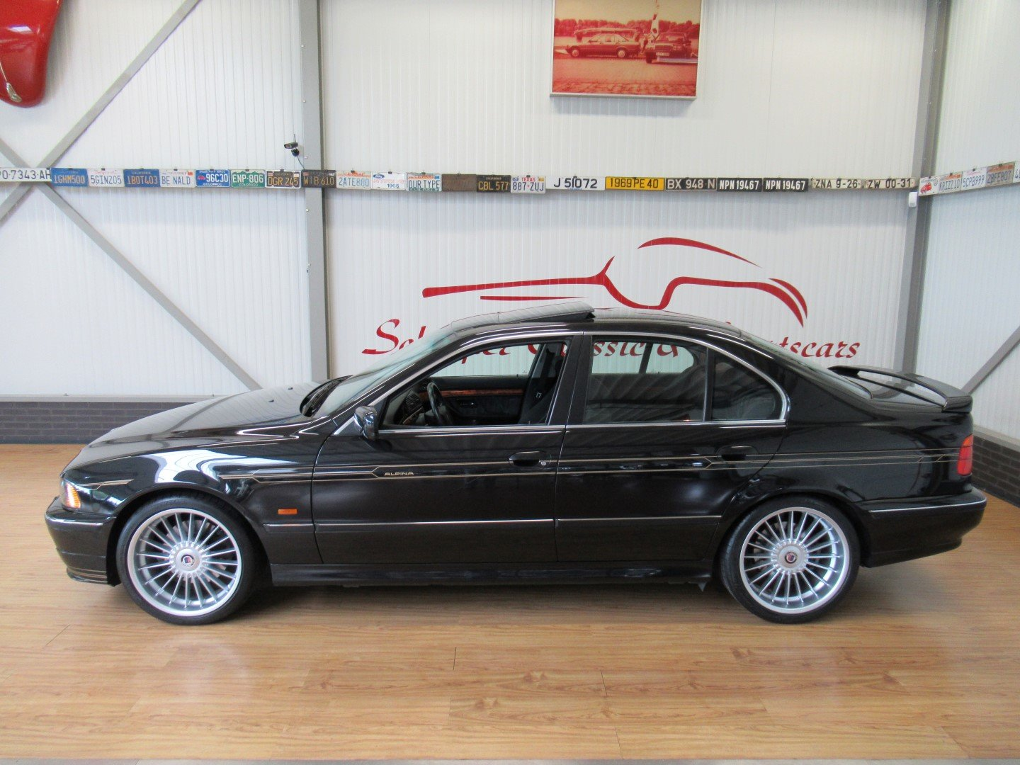 1999 Alpina B10 V8 Nr.555 For Sale (picture 2 of 6)