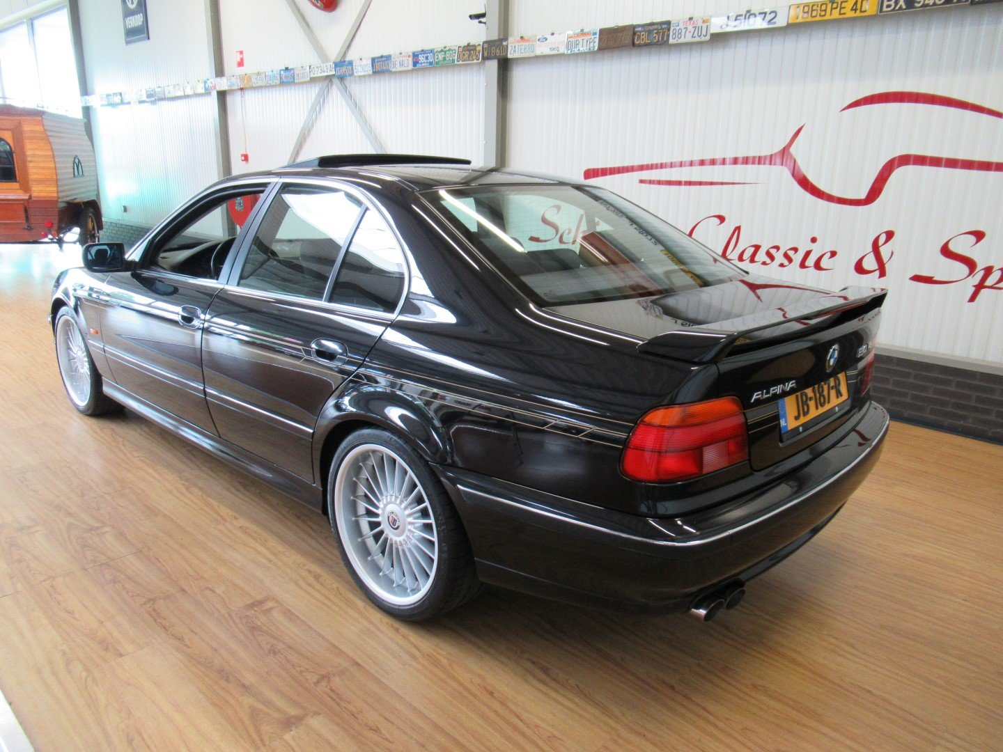 1999 Alpina B10 V8 Nr.555 For Sale (picture 3 of 6)