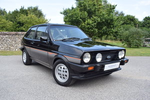 1983 83/A FORD FIESTA XR2 - 58k - UNRESTORED For Sale