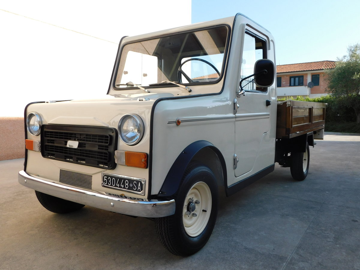 1983 camioncino scaies alpino For Sale (picture 1 of 6)