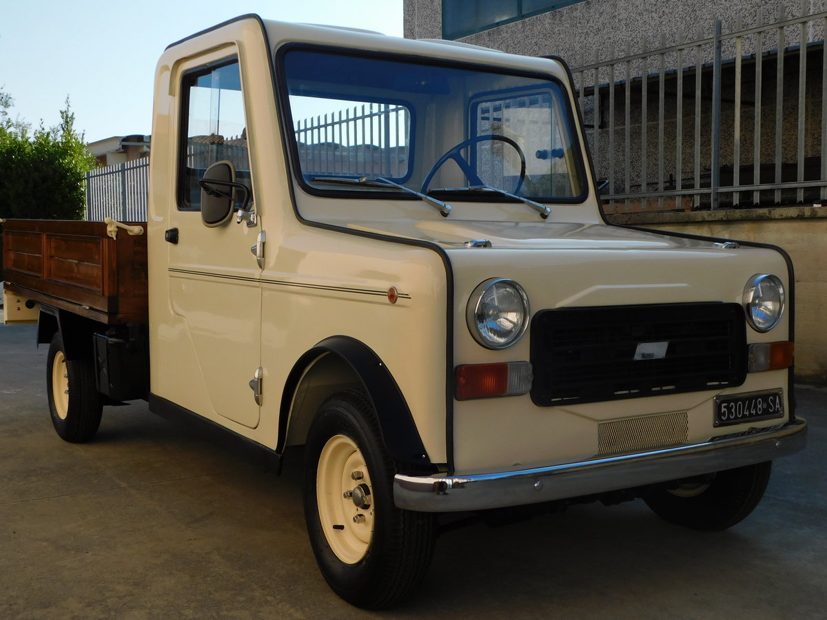 1983 camioncino scaies alpino For Sale (picture 2 of 6)