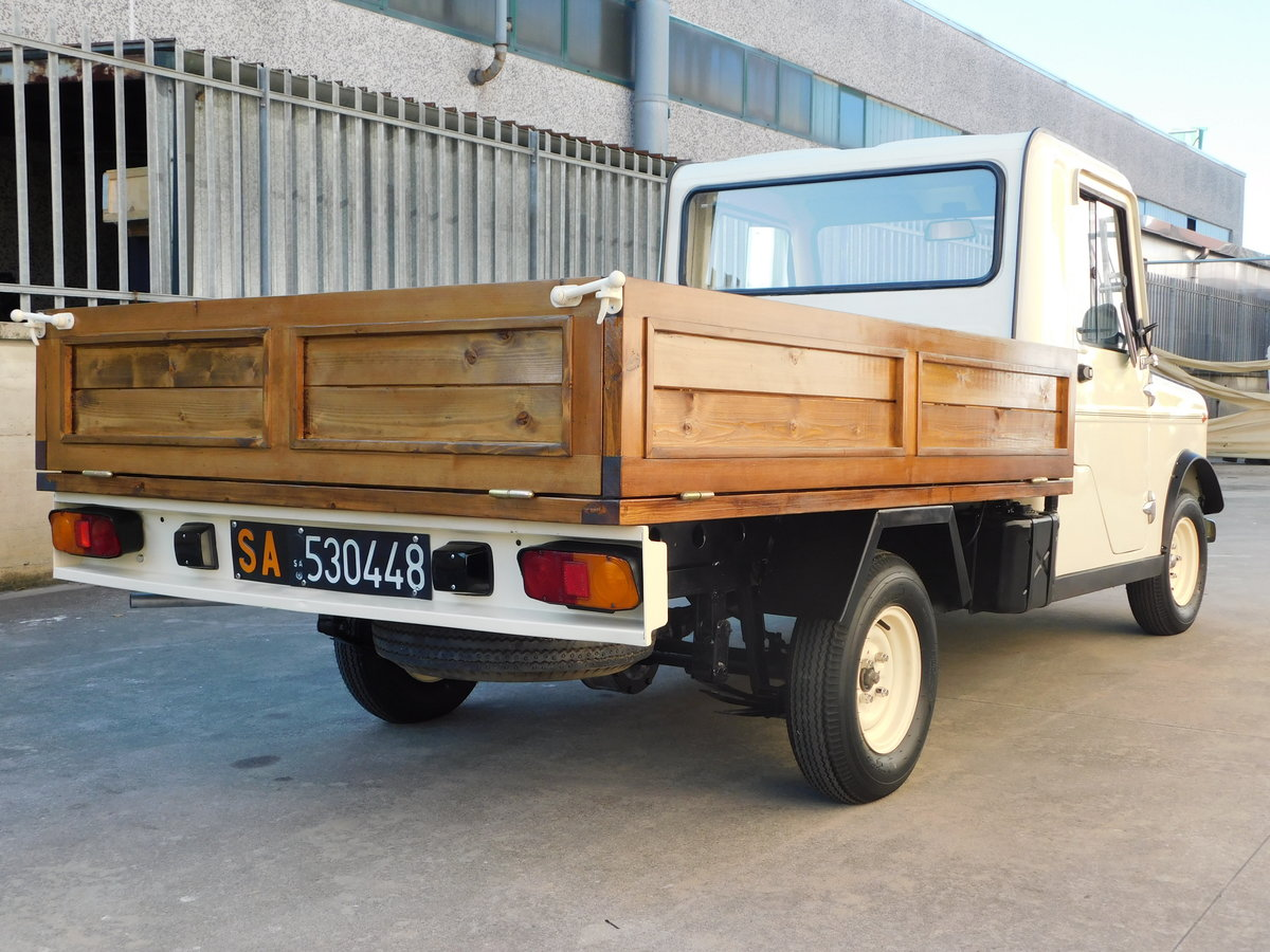 1983 camioncino scaies alpino For Sale (picture 3 of 6)