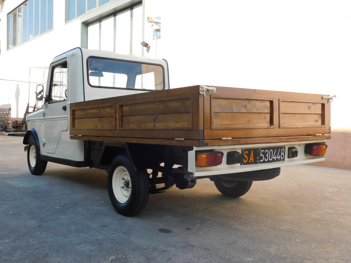 1983 camioncino scaies alpino For Sale (picture 4 of 6)