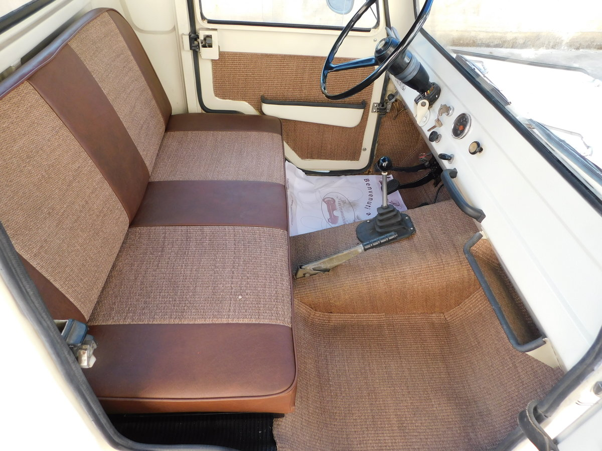 1983 camioncino scaies alpino For Sale (picture 5 of 6)