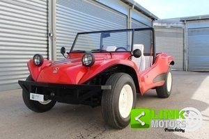 SICRA DUNE BUGGY 4 POSTI 1973 - ISCRITTA ASI For Sale