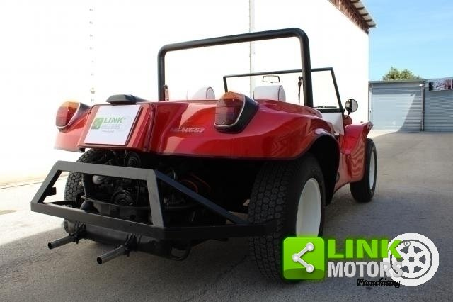 SICRA DUNE BUGGY 4 POSTI 1973 - ISCRITTA ASI For Sale (picture 2 of 6)