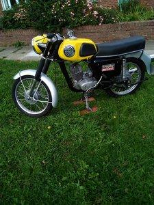 1971 MZ ETS Trophy Sport 150cc 9000 miles Superb £1950