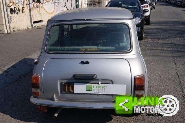 Austin Rover Mini Mayfair 1984 1.0 perfettamente conservata For Sale (picture 3 of 6)