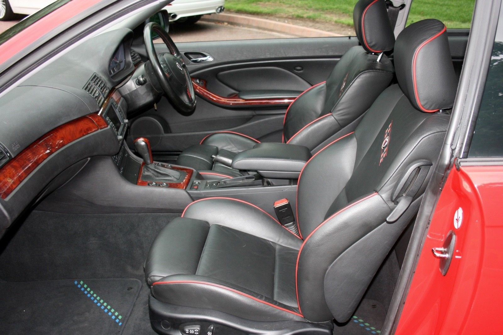 2003 BMW Alpina B3S Coupe Japan Red For Sale (picture 3 of 6)