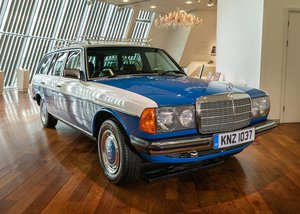 1985 Mercedes-Benz 230 TE Service Car SOLD by Auction