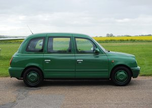 2006 London Taxi LTI TXII Gold SOLD by Auction