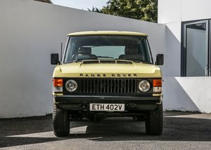 1979 Range Rover For Sale by Auction