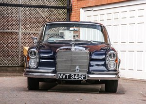 1967 Mercedes-Benz 300SE Coup SOLD by Auction