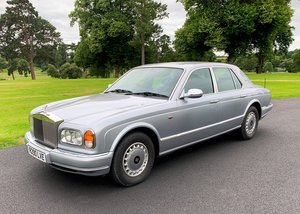 1998 Rolls-Royce Silver Seraph SOLD by Auction