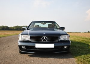 1996 Mercedes-Benz SL 500 Roadster SOLD by Auction