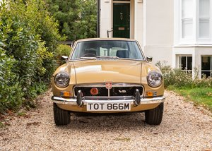 1974 MGB GT V8 SOLD by Auction