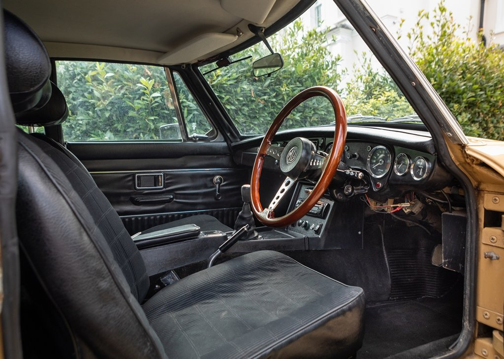 1974 MGB GT V8 SOLD by Auction (picture 5 of 6)
